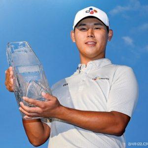 김시우 선수, 미국 PGA투어 플레이어스 챔피언십 우승