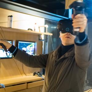 [취재] 진짜 가상세계가 나타났다! CGV영등포 'VR PARK'에서 즐기는 VR 체험