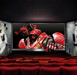 CJ CGV, 세계 최초 3면 스크린 기술 'ScreenX'를 선보이다!