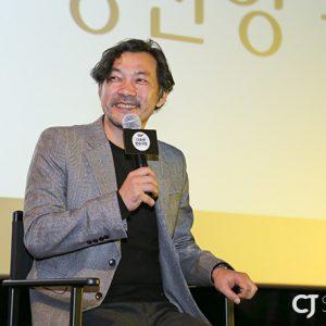 [인터뷰] CGV대학로 문화극장 배우토크 정진영 편! 배우가 들려주는 진짜 배우 이야기