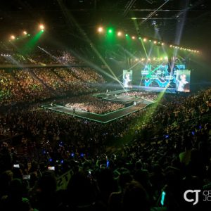 CJ E&M, KCON 2016 프랑스 개최! 프랑스 파리에 '코리아 프리미엄' 물결치다