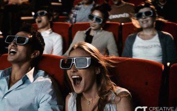 컬처플렉스 CGV, 4DX & 스크린X로 글로벌 진출에 속도를 더하다!