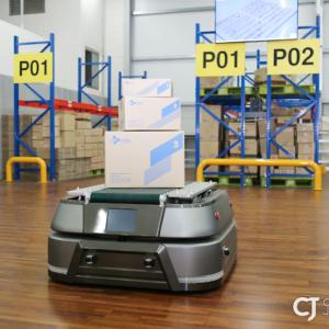CJ대한통운 TES 이노베이션 센터에서 물류 산업의 미래를 만나다