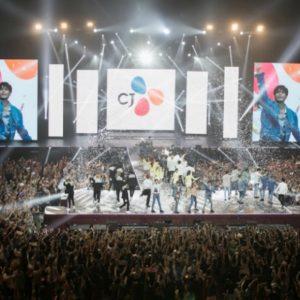 KCON, 2017년 지구 한바퀴 돌며 한류전파