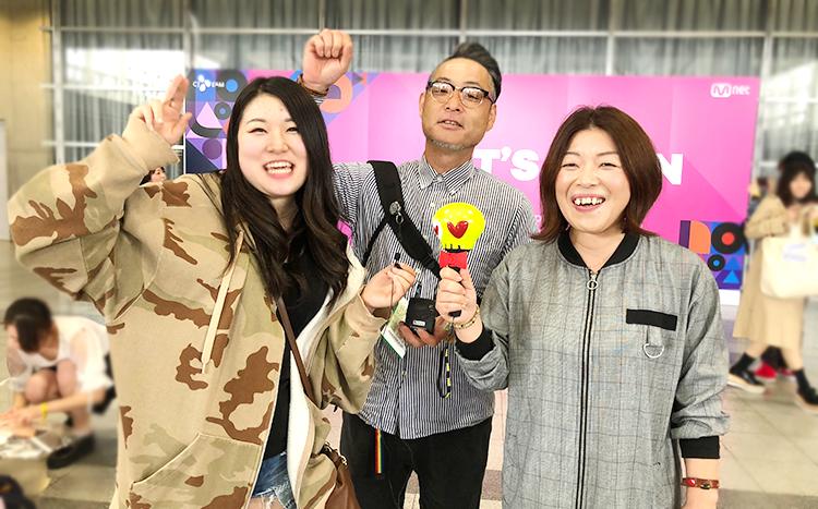 엄마가 신청한 스카파 채널(한국방송이 나오는 일본 TV 방송 채널) 덕에 가족 모두 한류 팬이 된 고토우씨 가족