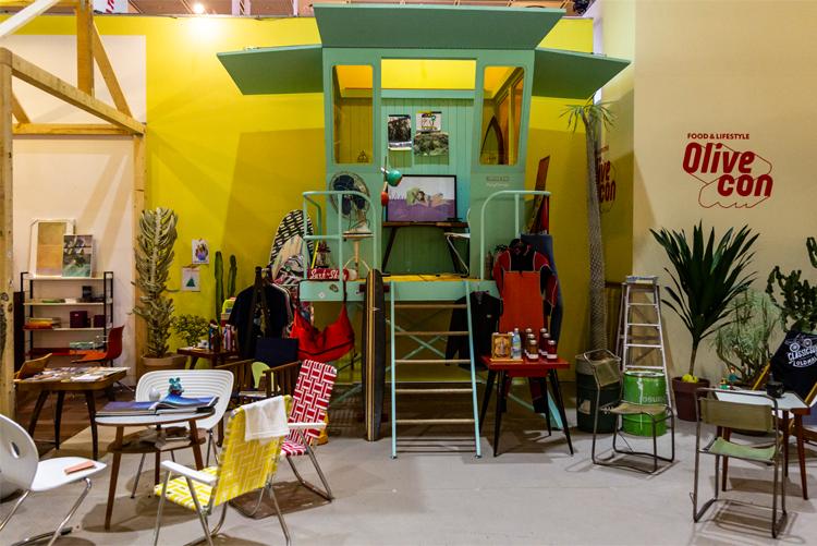 ▲ 평소 좋아하는 서핑 문화를 접목해 탄생시킨 캘리포니아의 웨스트 코스트 쇼룸