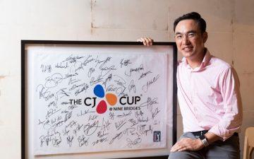 [인터뷰] 선수 후원부터 THE CJ CUP 유치까지! 스포츠 마케팅 전문가, 김유상 님을 만나다!