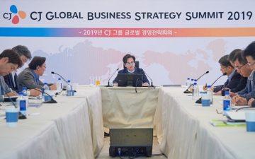 CJ 이재현 회장, 글로벌 경영 진두지휘