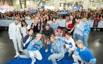 CJ ENM <KCON 2019 NY> 美 맨해튼에서 5만 5천명 사로잡아