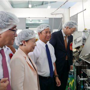 CJ그룹, 글로벌 CSV 사업 일환으로 베트남 고추가공공장 준공