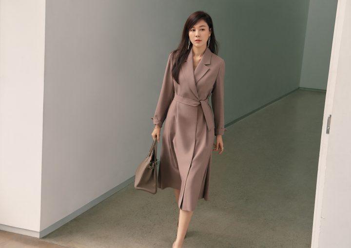 CJ ENM 오쇼핑부문 자체 패션 브랜드 '셀렙샵 에디션' 모델 배우 김하늘