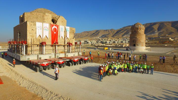 터키 ICM 고대 유적지 운송_23