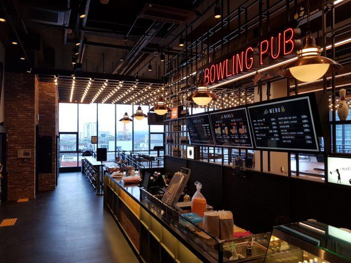 CGV수유 프리미엄 볼링펍(bowling pub) 전경_02