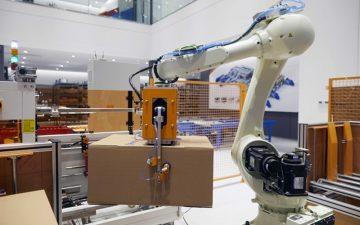[물류위키] 로봇과 드론이 만드는 미래 물류 세상