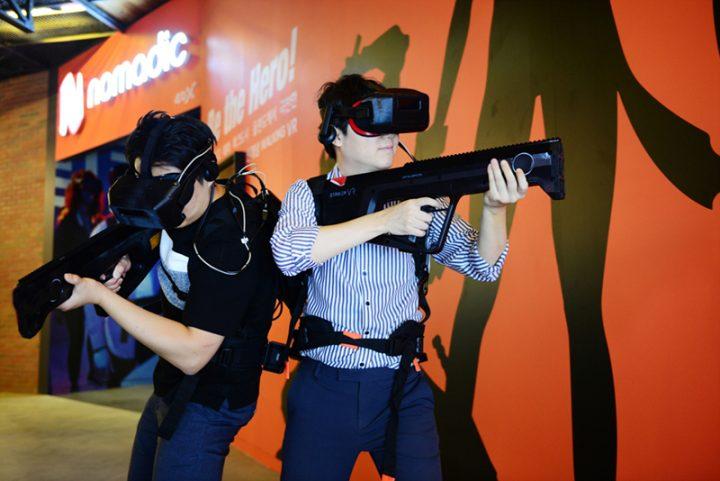 CGV강변 신개념 체감 워킹 VR '노마딕'_02