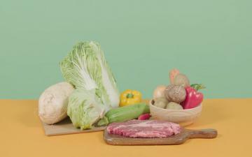 음식의 신선함을 지켜주는 '이것'의 정체는?