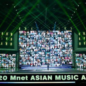 [포토스토리] 음악으로 만든 낙원! '2020 MAMA'