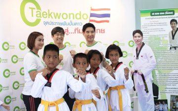 CJ오쇼핑, 태국에서 '태권도 전도사'로 나서