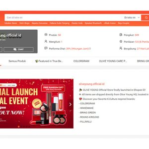 CJ올리브영, 동남아 최대 온라인 쇼핑 플랫폼 '쇼피(Shopee)' 진출