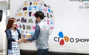 유통업계 배송 전쟁 '후끈' CJ오쇼핑, 업계 최초 전국 당일배송 서비스 개시