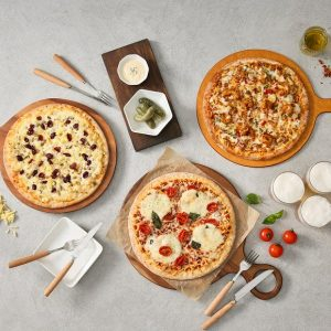 '고메 프리미엄 피자', 출시 두 달 만에 100만개 판매 돌파