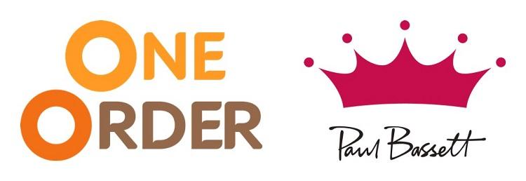 CJ올리브네트웍스, 폴바셋에 스마트스토어 솔루션 '원오더' 구축 보도자료에 원오더x폴바셋 로고가 삽입되어 있다.