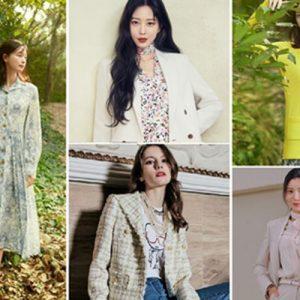 CJ오쇼핑, 봄 패션 본격 론칭 올 봄 트렌드는 '일루미네이트 옐로우', '플라워'