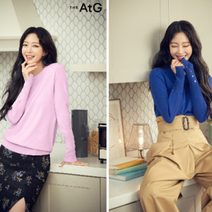 CJ오쇼핑 패션 브랜드 '더엣지', 새 모델로 한예슬 발탁
