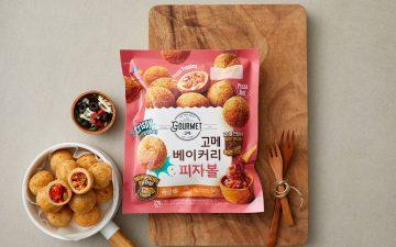 CJ제일제당, 냉동 베이커리 신제품 '고메 피자볼' 출시