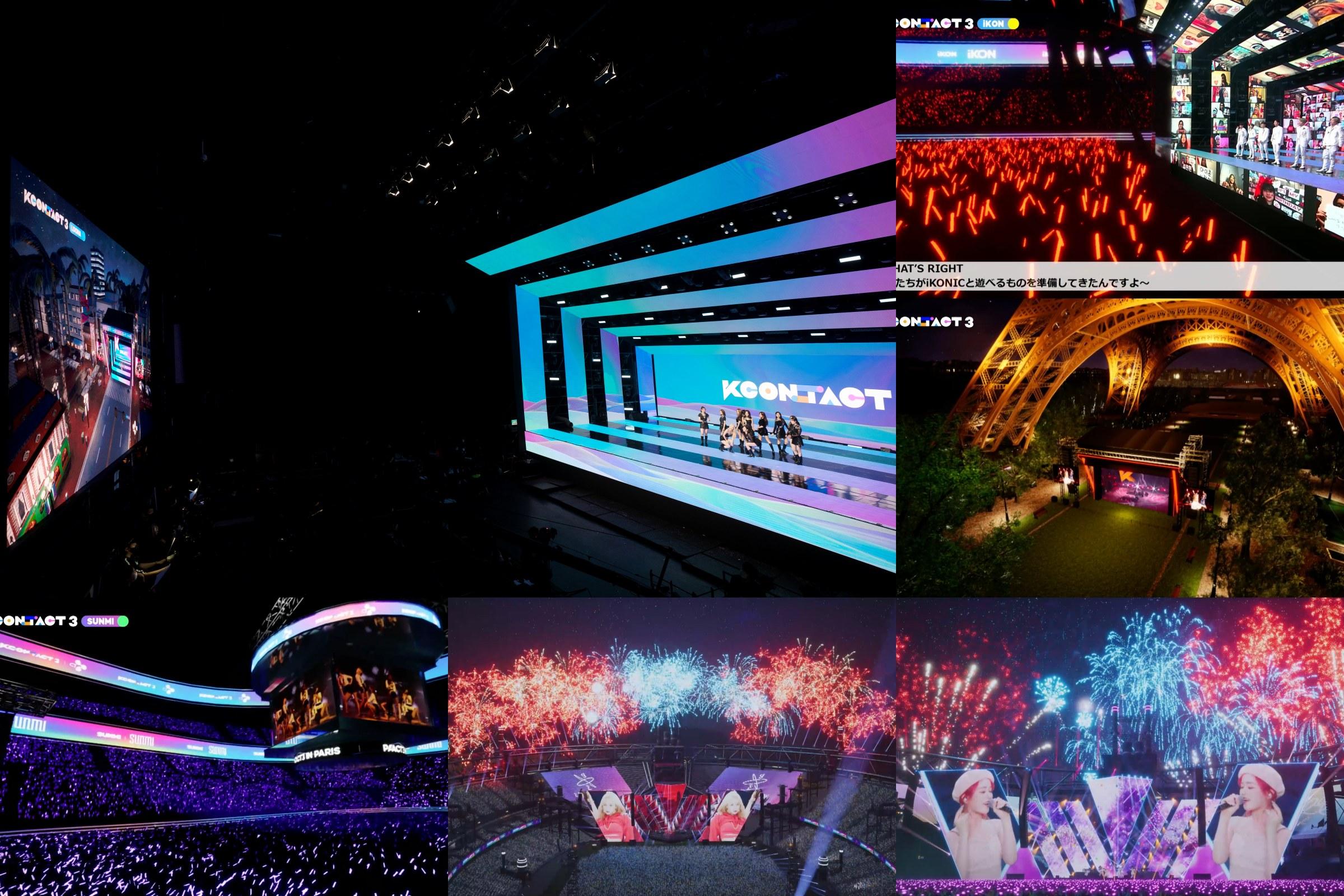 [포토스토리] 전세계 400만명과 함께 한 KCON:TACT 3(케이콘택트3)