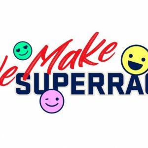 당신의 생각이 슈퍼레이스를 완성한다. We Make SUPERRACE 캠페인