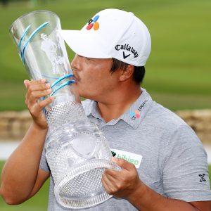 CJ대한통운 골퍼 이경훈, 미국프로골프(PGA) 투어 생애 첫 우승