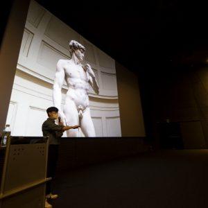 [취재] 영화관에서 미켈란젤로를 만나다! CJ CGV '400년의 서양미술사' 강연