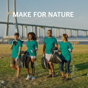 """""""지속 가능한 지구를 만드는 달리기, 플로깅"""" 친환경 캠핑 브랜드 '디어디어', 세계 환경의 날 맞아 언택트 플로깅 챌린지 참여"""