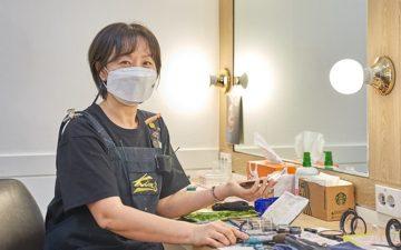 [인터뷰] 98억년 된 유령 메이크업도 OK! '비틀쥬스' 이숙 분장 팀장