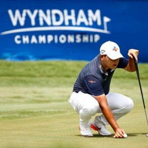 CJ대한통운 김시우, PGA 투어 윈덤 챔피언십에서 끈기의 준우승 차지