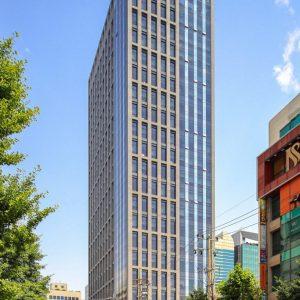 CJ대한통운 건설부문, 강남구 주최 '제10회 아름다운 건축물 공모전' 에서 수상
