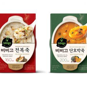 CJ 도시락김·용기죽, 트레이·일회용 수저 없이 소비자 만난다